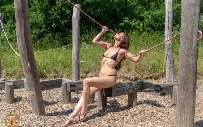 Microbikinis Bikinigirl, Micro Bikini Model Kamilka Bikinigirl from the Czech Republic