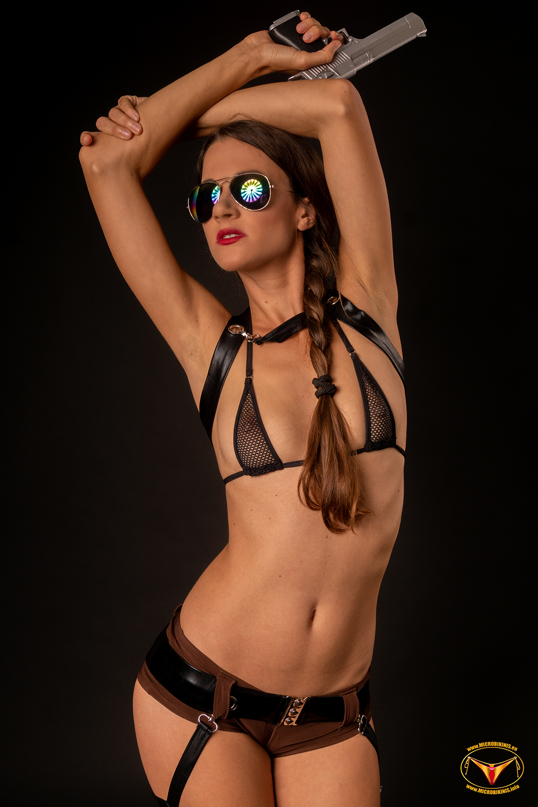 Microbikinis Bikinigirl, Micro Bikinis Model Lauren Crist Bikinigirl from the Czech Republic