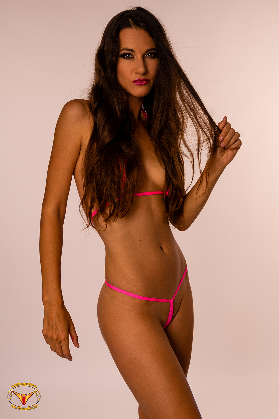 Microbikinis Bikinigirl, Micro Bikini Model Lauren Crist Bikinigirl from the Czech Republic